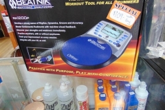 electronic practice pad