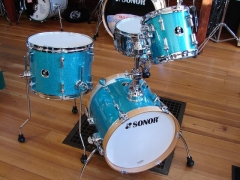New Sonor Martini Kit-14Bass drum with