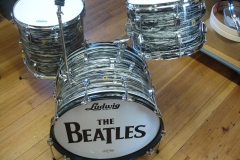 60's Ludwig Black Oyster
