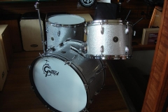 Gretsch Round Badge - rewrap
