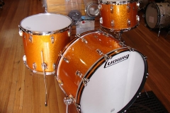 70's Ludwig Gold Sparkle