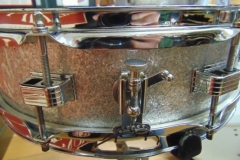 Ludwig Downbeat snare - rewrap