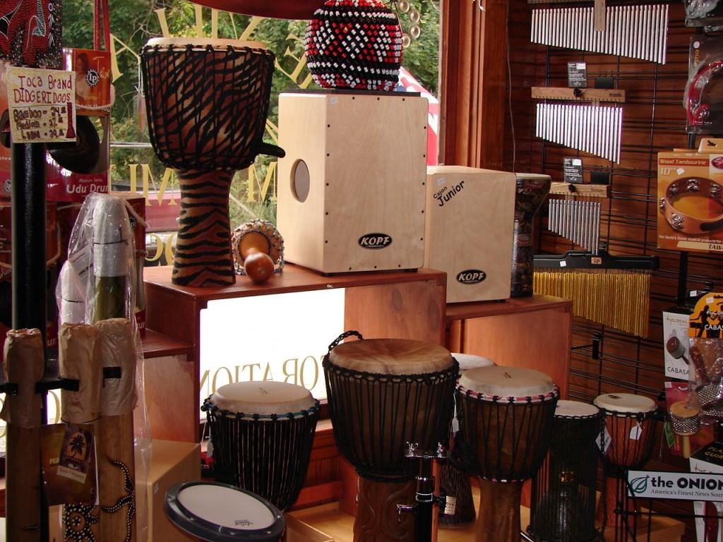 Reno - Cajuns -hand drums