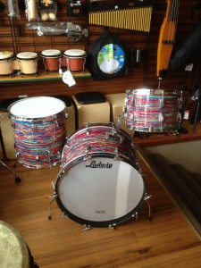 ludwig-drum-set